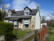 Glasgow Road semi detached property to rent