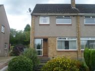 3 bedroom semi detached house to rent in Balfron Crescent...