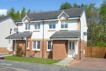 Munnoch Way semi detached house to rent