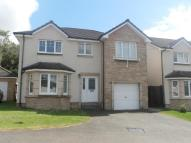 Detached house to rent in Lethen View, Tullibody...