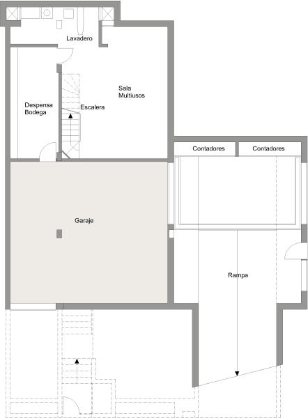 Basement/garage