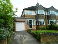 3 bedroom semi detached property in Woodview Road Woolton...