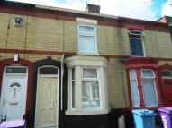 Terraced property in Bligh Street Liverpool...