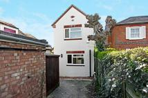 Detached property in Terrace Road North...