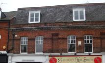 1 bedroom Duplex to rent in Old Cross, Hertford, SG14