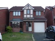 4 bed Detached property in 4 Bed Detached House To...