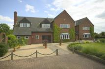 Detached home for sale in Bretby, Burton-On-Trent...