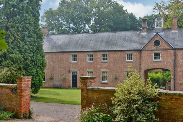 Property For Sale In Ravenstone Coalville