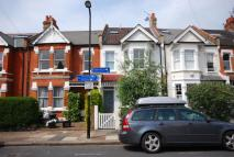 property in St Albans Avenue...
