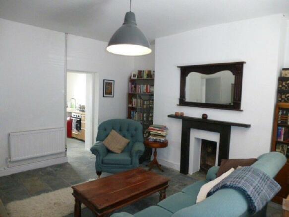 Living room/reception room 2