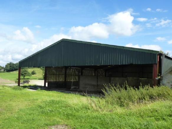 5 Bay Cattle Shed