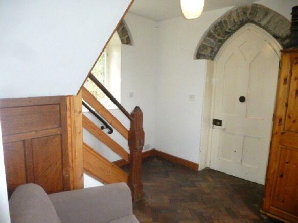 Entrance Hall/Study