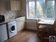 Studio apartment to rent in Alexandra Park Road...