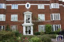 Flat to rent in Finchley Court...