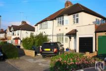 semi detached home in Pymmes Green Road...