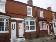 Terraced property in Baxter Avenue, Doncaster