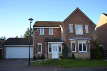 Detached home in Apple Tree Way...