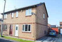 2 bed semi detached home for sale in Springwell Gardens...