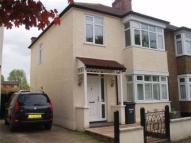 3 bed home in Dallinger  Road, Lee...