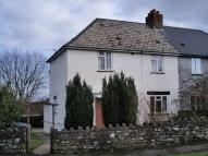 semi detached home in Cross Keys, St. Briavels...