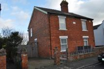semi detached house in Upper Howsell Road...