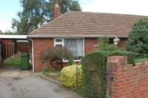 Bungalow in Glebe Road, Newent