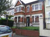 Terraced property in St Albans Crescent...