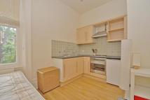 1 bedroom Studio flat to rent in Buckland Crescent...