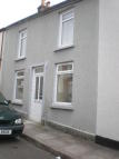 Terraced house in Spring Street, Dowlais...