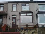 Terraced house in Hylton Terrace, Bedlinog...