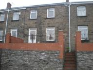 Terraced property in Cardiff Road...