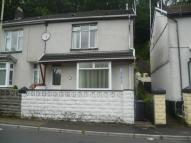 semi detached property in Abercynon Road...