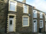 Terraced house in Penn Street, Treharris...