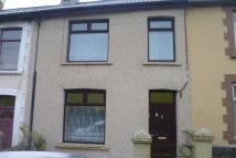 Terraced home in Bargoed Terrace...