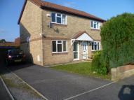 semi detached property in The Oaks, Quakers Yard...