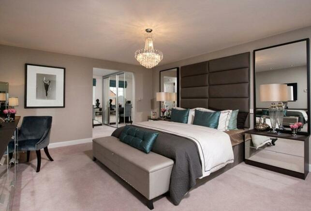 Lichfield bedroom