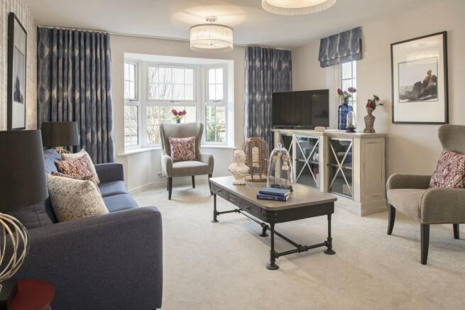 Drummond living room