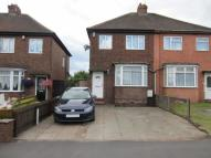 semi detached home in Newbury Lane, Oldbury