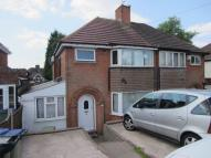 3 bed semi detached house in Wolverhampton Road...
