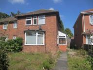 3 bedroom semi detached house in Bedford Road...