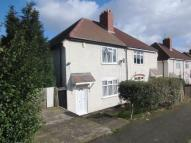 3 bed semi detached property in Mount Road, Tividale...