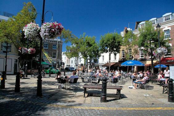 Battersea Square