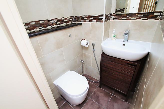 Ground Floor Separate Toilet