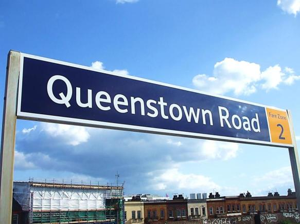 Queenstown Road Station