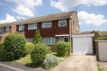 3 bed semi detached property for sale in Thorpe Gardens, Alton...