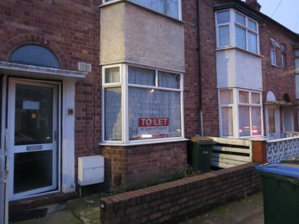 5 Bedroom Terraced House To Rent In Widdrington Road