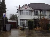 3 bed semi detached house in Fairfields Crescent...