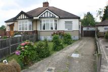 Gordon Gardens Semi-Detached Bungalow for sale