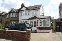 semi detached home for sale in Stag Lane, Edgware...