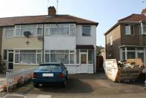 End of Terrace home for sale in De Havilland Road...